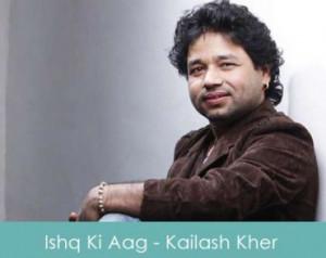 Kailash Kher Ishq Ki Aag Album Song | Jism-O-Jaan Ki Zarurat Hai ...