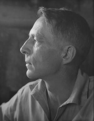 Robinson Jeffers, poet, 1937, photo by Johan Hagemeyer