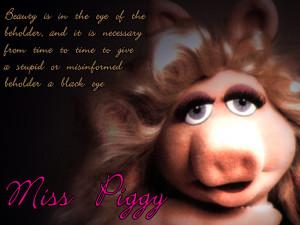 Miss Piggy by aimerzJD