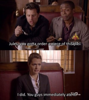 shawn spencer juliet o hara psych via ncis psych source ncis psych 1 ...