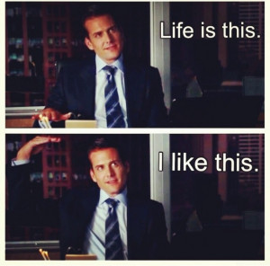 Tag Archives: harvey specter quotes