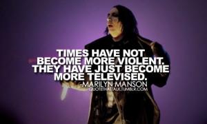 marilyn manson quotes 14