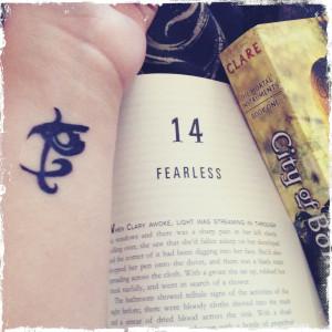 Fearless Rune Tattoos