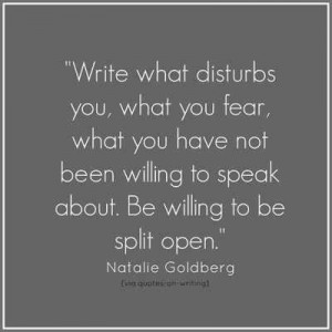 "25 Quotes That Will Inspire You To Be A Fearless Writer | ""Write ..."