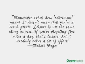 Robert Fogel