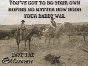 Cowboy Motivational Quotes