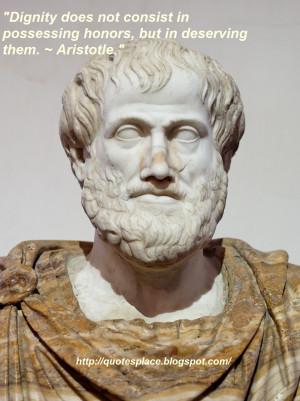 Amazing list of Aristotle Quotes