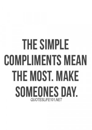 Make someone's day!