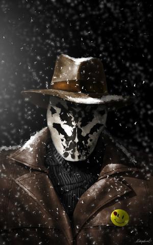 Watchmen] Rorschach | #comics
