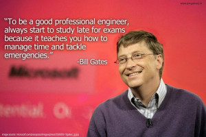 Bill Gates Thoughts By Gnstechno Software