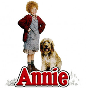 what was the inspiration for the musical annie?
