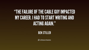Cable Guy Quotes