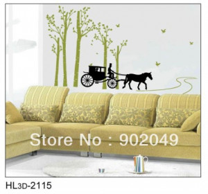... Carriage wall paper enjoying life quotes find paper KW- HL3d-2115