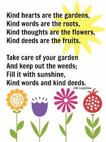 mama hall: kind hearts are the gardens {free printable}