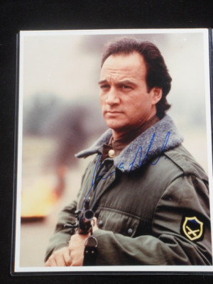 James Belushi Signed...