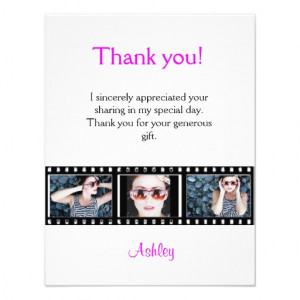 ... graduation gift thank you note div div say thank you in your star