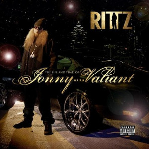 Here is the cover to Rittz' upcoming debut album, The Life And Times ...