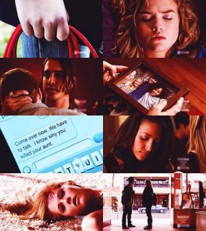 Twisted ABC Family | Season 1, Episode 1 Pilot | Scene Collage