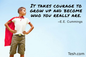 memes #courage #inspirations #EECummings #IFYL #quotes #dailyquote