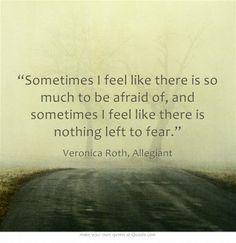 Veronica Roth, Allegiant More
