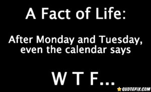 Facts Of Life Quotes A fact of life: