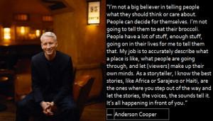 Anderson Quotes - anderson-cooper Fan Art