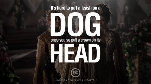 15 Memorable Game of Thrones Quotes by George Martin on Love, Death ...