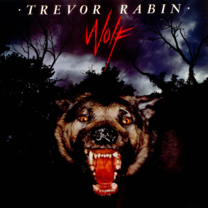 Trevor Rabin Wolf UK LP RECORD CHR1293