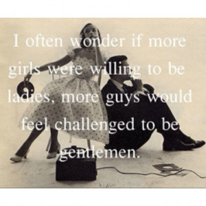 Quotes About Classy Ladies