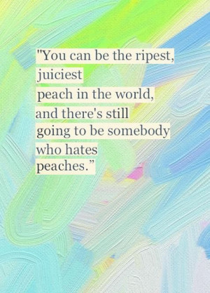 The Glitter Side: Juicy #Peaches #quotes But seriously HOW COULD YOU ...
