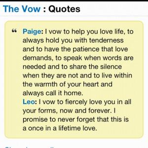 Quotes For Wedding Vows ~ Wedding Vow Inspiration - Texas Wedding ...