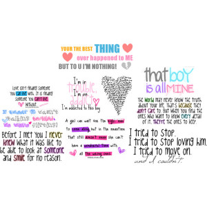 quotes about my crush