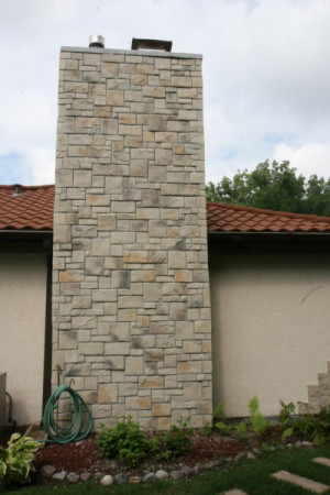 Exterior Stone Picture Gallery Stone Veneer Chimney Pictures