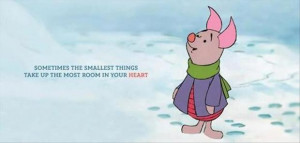 piglet quotes, from pooh