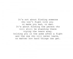 Finding The One