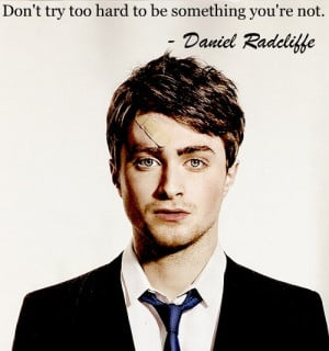 daniel radcliffe quotes 22