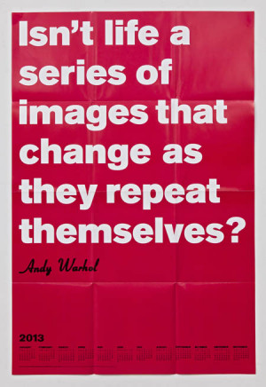 andy warhol quote posters - photo #20