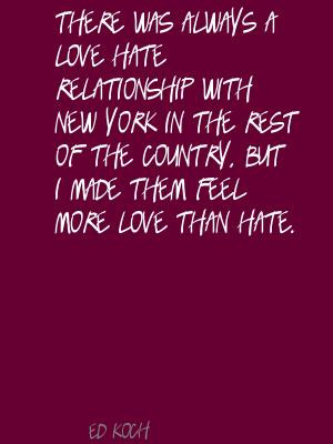Love-Hate Relationship quote #2
