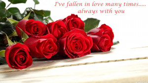 Red Roses Quotes Wallpaper 540x303 Red Roses Quotes Wallpaper