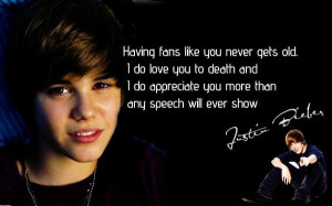 justin bieber haters are justin bieber quotes about haters