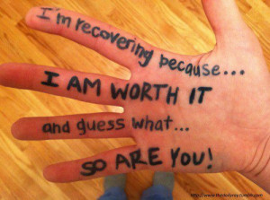 myy-kryptonite:Recovery Quotes on We Heart It. http://weheartit.com ...