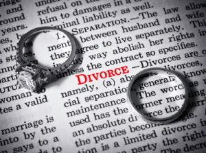 ... single and available only to find out their divorce wasn't final