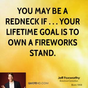 Jeff Foxworthy Quotes