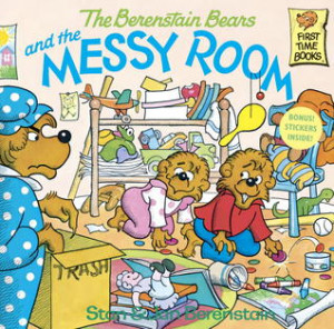 """... marking """"The Berenstain Bears and the Messy Room"""" as Want to Read"""