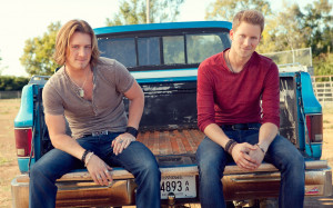 The country music duo—Florida native Brian Kelley, 28, and Georgia ...