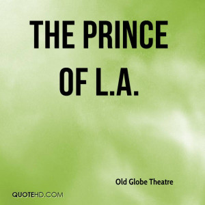 The Prince of L.A.