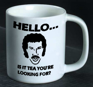 Lionel Richie Hello Quote Coffee Mug, Tea Mug, Popular Mug, Best Gift