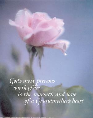 Grandmothers Rose