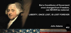 Liberty Quotes Founding Fathers Founding father quote