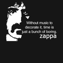 Frank Zappa Quote T Shirt $19 Buy Frank Zappa Quote T Shirt $19 Buy